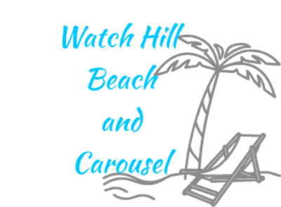 Watch Hill Beach And Carousel